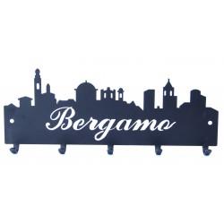"Appendi chiavi ""Bergamo"""