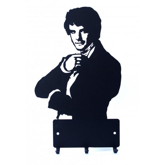 "Appendi chiavi ""Mr. Darcy"""