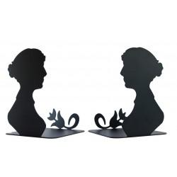 Jane Austen & flower reggilibro