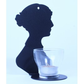 "Porta tealight ""Jane"""