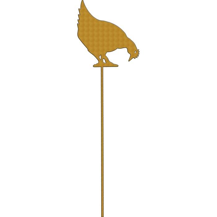 stick gallina