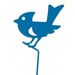 stick uccellino su ramo