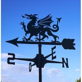 segnavento Drago gallese