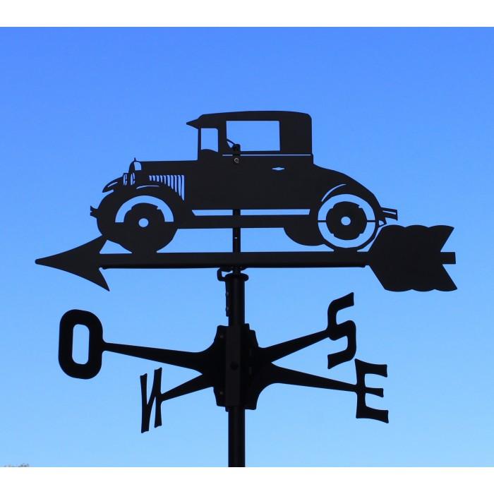 segnavento auto anni '20