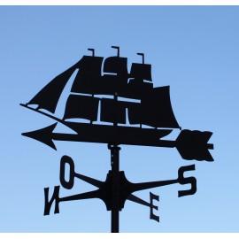 segnavento banderuola Veliero