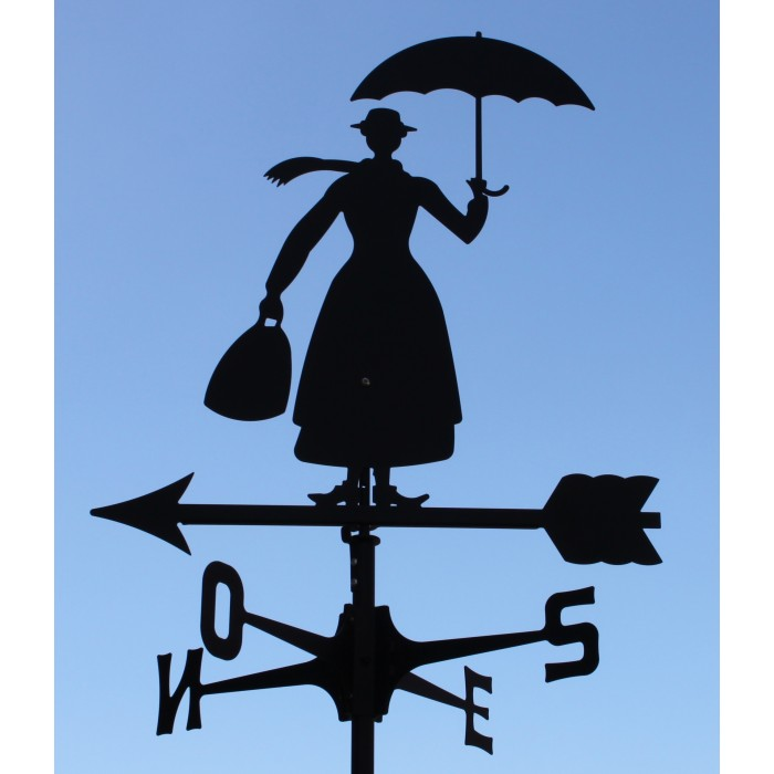 segnavento Mary Poppins