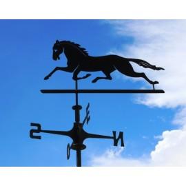 segnavento cavallo Dexter banderuola